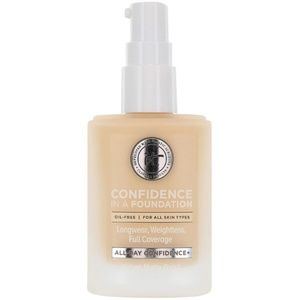 IT Cosmetics Confidence In A Foundation Light Sand